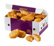 20 CHICKEN McNUGGETS