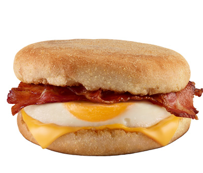 Egg McMuffin Bacon